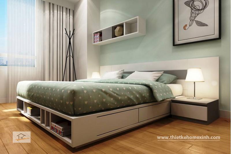 Hình ảnh thiết kế phòng ngủ