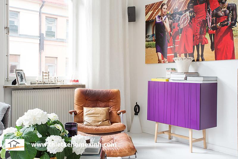Hình 4: Thiết kế chiếc ghế đẹp và lạ
