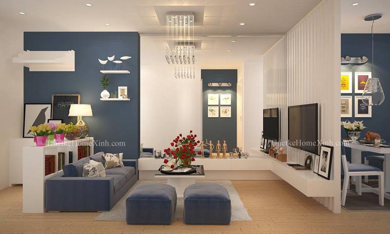 Những món đồ trang trí giúp cho phòng khách thêm ấn tượng hơn