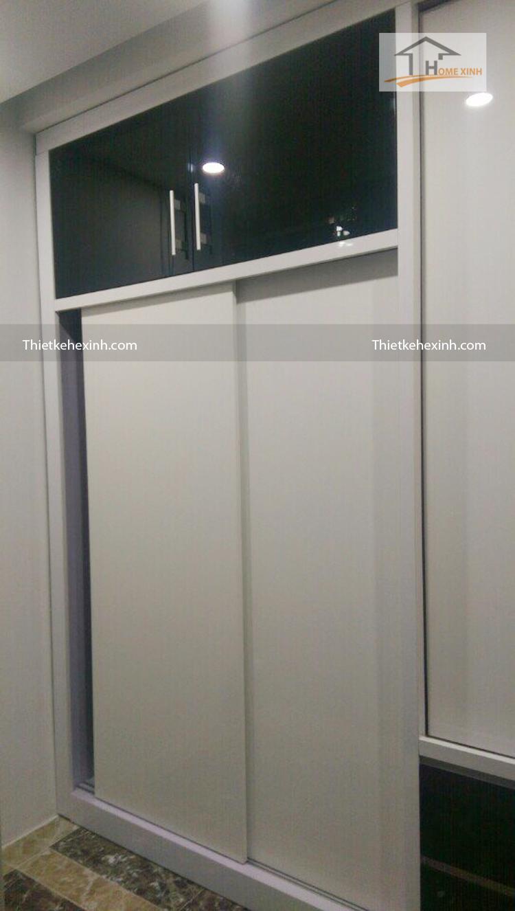 Hình ảnh 02: Thi nội thất nhà anh Cường - Hà Đông