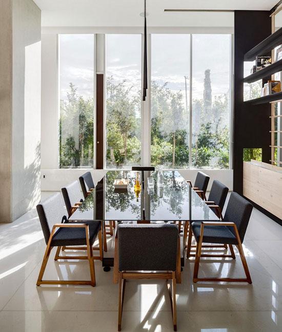 Thiết kế nội thất biệt thự liền kề độc đáo tại Hà Nội