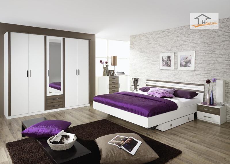 thiết kế phòng ngủ - thiết kế home xinh