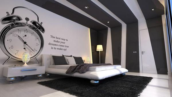 Chiếc đèn lớn chỉ cần đơn giản và hơi chút cổ điển để phù hợp với căn phòng ấn tượng của bạn.
