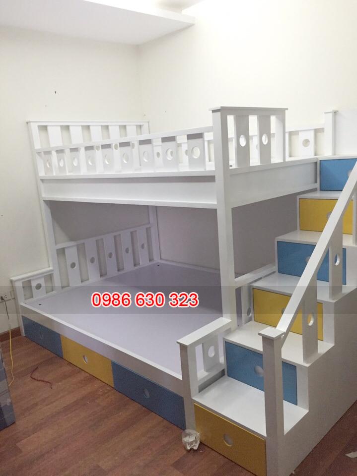 Hình 3: Thi công nội thất trẻ em chung cư Hà Đông