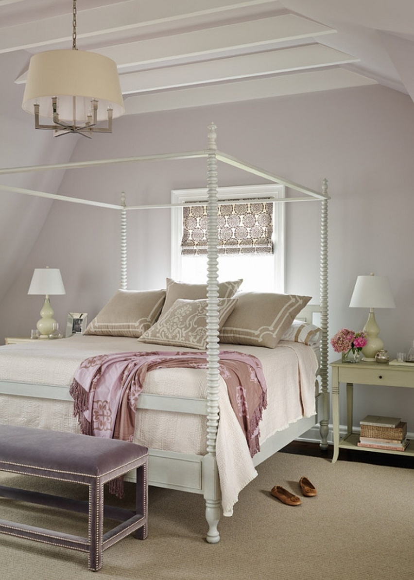 Cách trang trí phòng ngủ đẹp - thiết kế homexinh