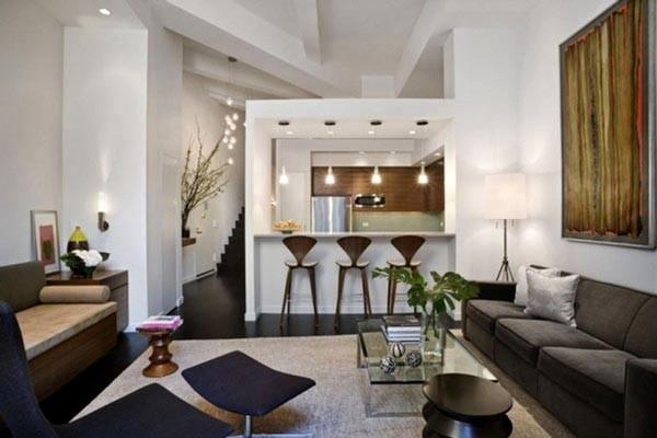 phong khach nha nho - 3 xu hướng thiết kế phòng khách được ưa chuộng