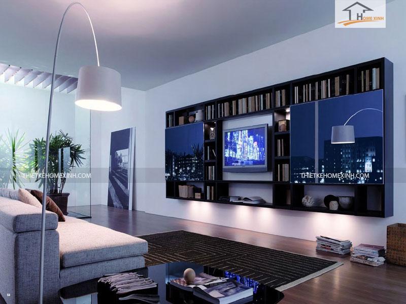 noi that phong khach dep 1 - Các mẫu nội thất phòng khách đơn giản hiện đại