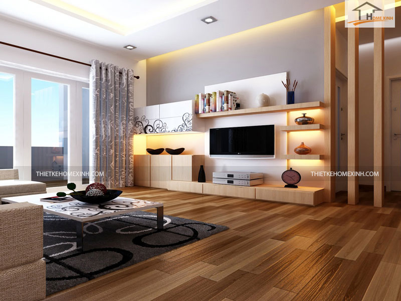 noi that phong khach dep 3 - Các mẫu nội thất phòng khách đơn giản hiện đại