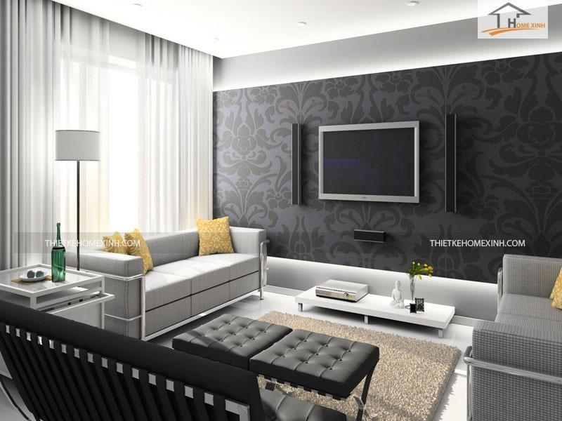noi that phong khach dep 5 - Các mẫu nội thất phòng khách đơn giản hiện đại