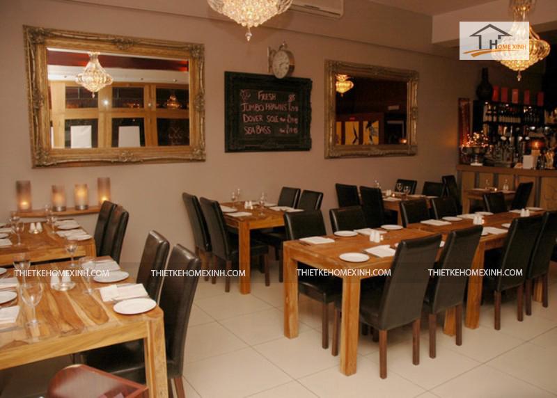 Restaurant Furniture Kerala : Những điều cần biết khi muốn kinh doanh lĩnh vực nhà hàng