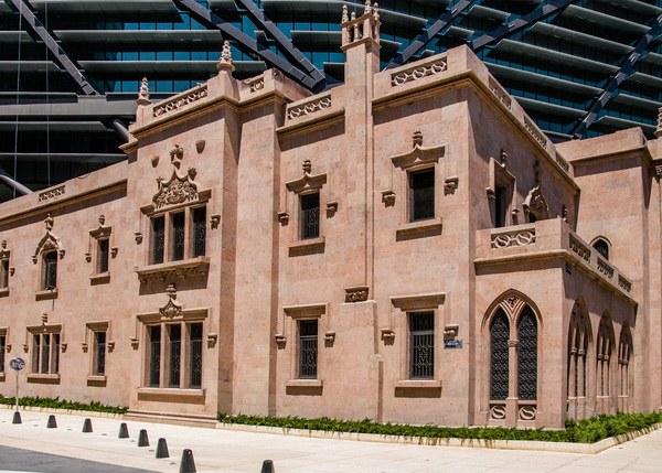 kiến trúc toà nhà cao nhất mexico