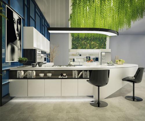 căn bếp tương lai