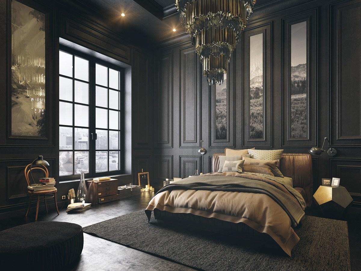 thiết kế phòng ngủ ngọt ngào