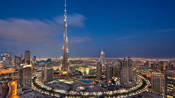 Burj Khalifa cao nhất thế giới
