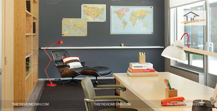 Hình 8: Thiết kế nội thất văn phòng hiện đại 2016