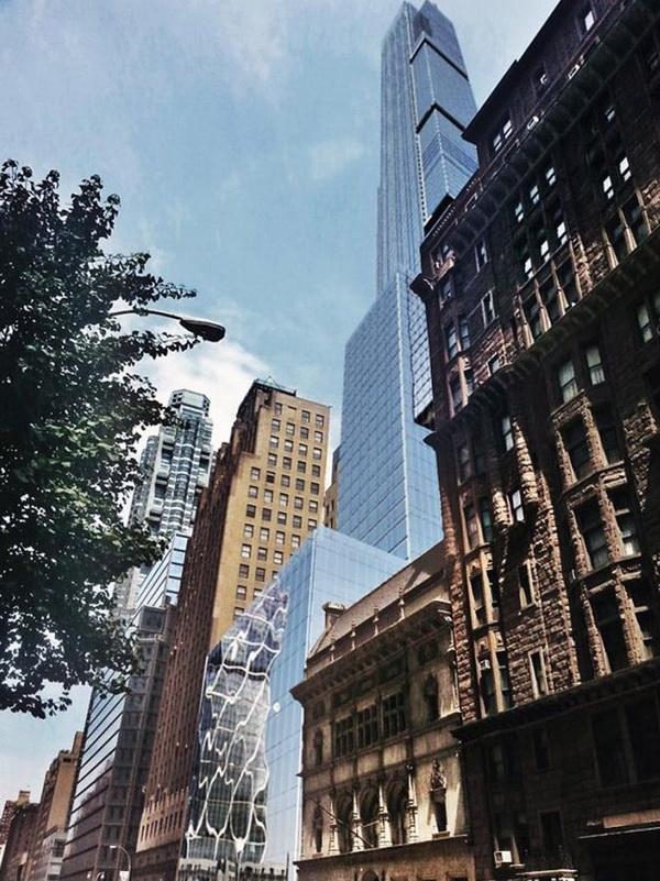 Tháp Nordstrom (New York) là tòa nhà cao thứ 8 trong tương lai