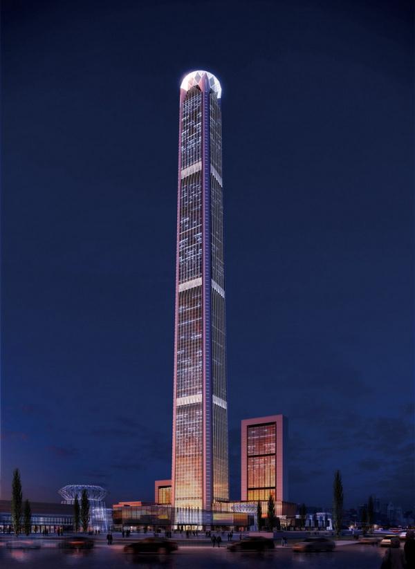 Goldin Finance 117 (Thiên Tân, Trung Quốc) sẽ là 1 trong những tòa nhà cao nhất thế giới trong tương lai