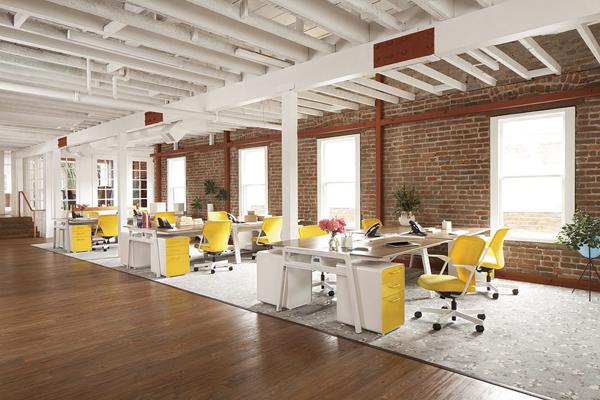 Thiết kế nội thất văn phòng đẹp, hiện đại
