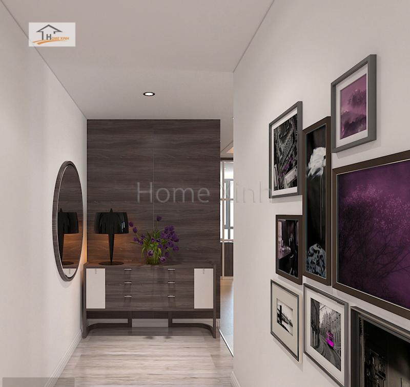 thiet ke noi that phong khach cao cap 01 - Mẫu phòng khách đẹp, hiện đại cho chung cư cao cấp