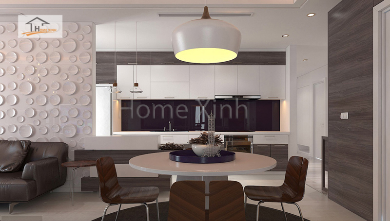 thiet ke noi that phong khach cao cap 06 - Mẫu phòng khách đẹp, hiện đại cho chung cư cao cấp