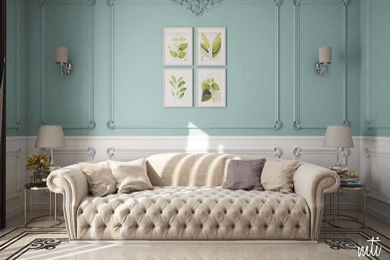 13. Phòng ngủ quý phái và án tượng