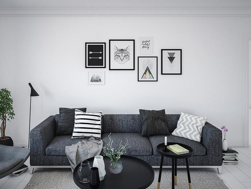 12. Đơn giản và nhẹ nhàng là phong cách của mẫu phòng ngủ này