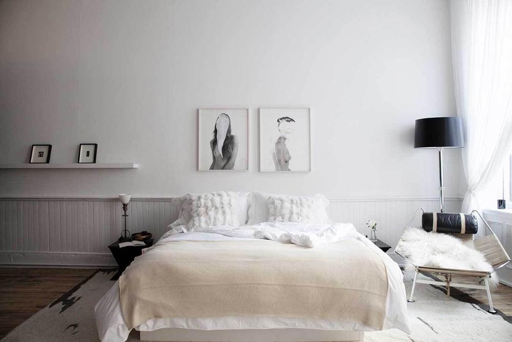 18. Phòng ngủ đơn giản