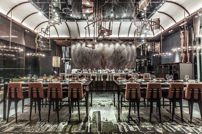 Nhà hàng Ammo, Hồng Kông, Trung Quốc - Hình 01