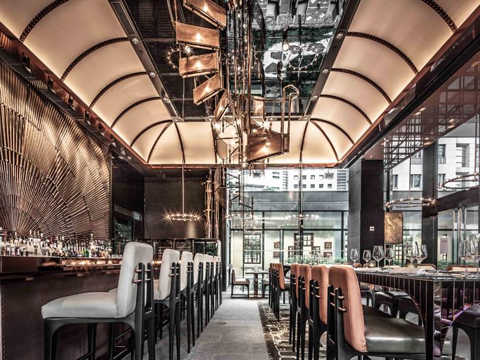 Nhà hàng Ammo, Hồng Kông, Trung Quốc - Hình 02