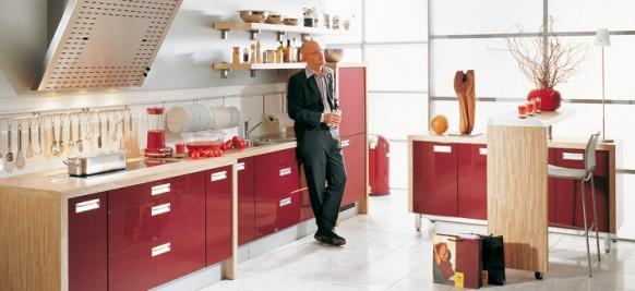 15. Nội thất bếp phong cách đẹp và công năng sử dụng tối ưu
