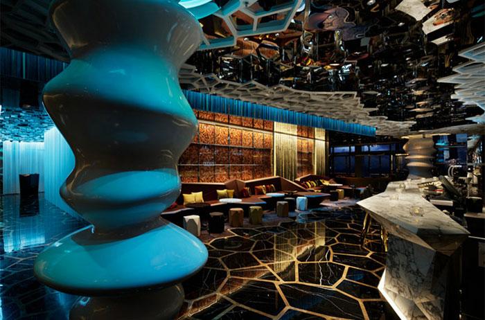 mẫu thiết kế nội thất nhà hàng và bar đẹp nhất