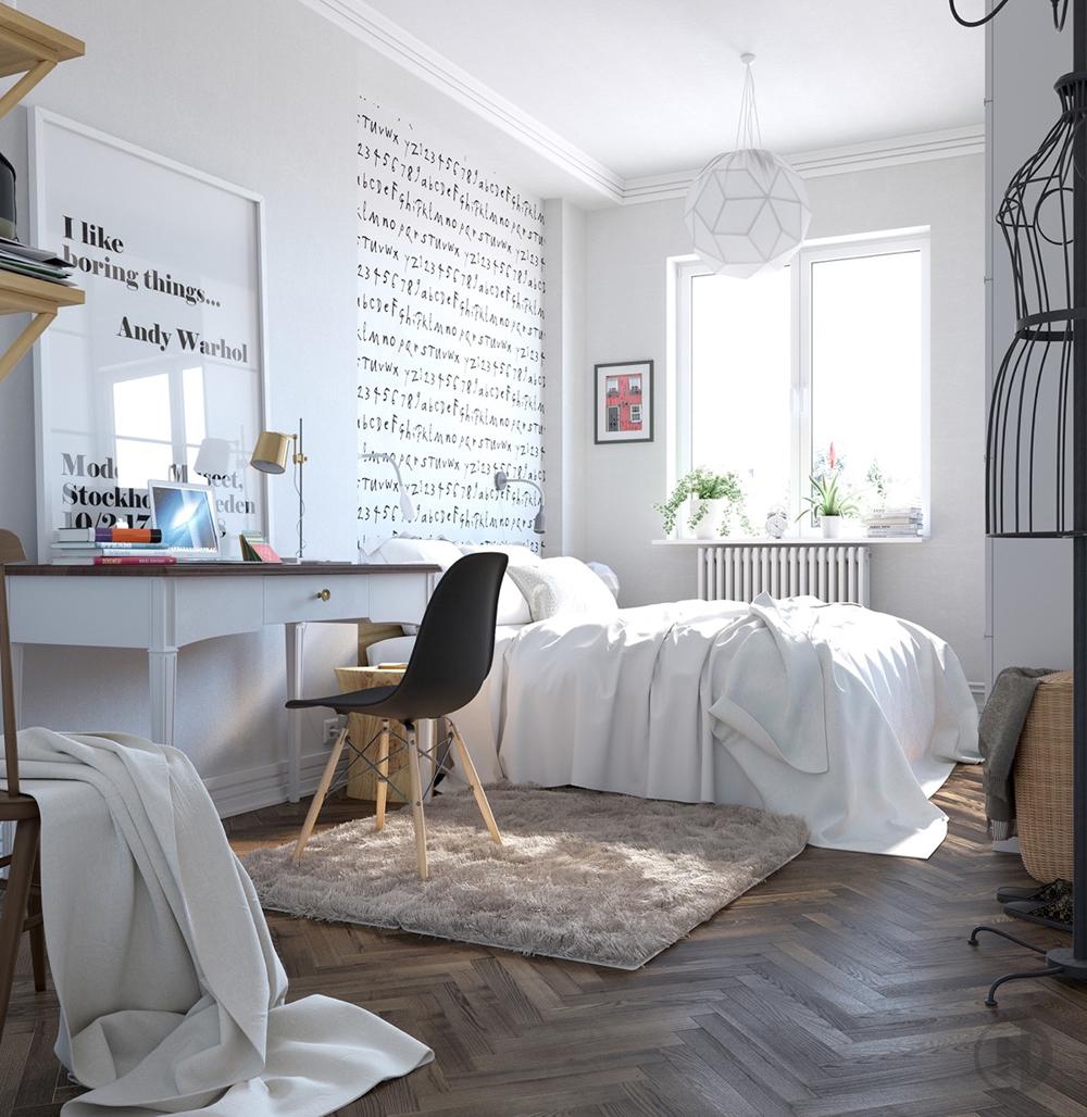 27. Mẫu phòng ngủ thiết kế đẹp