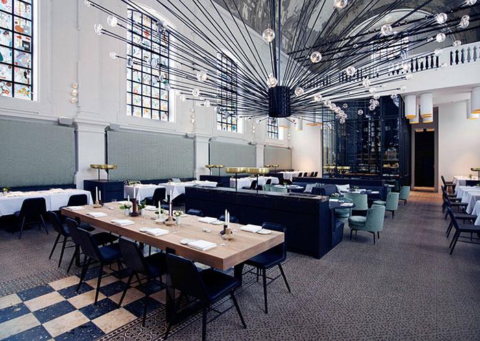 Nhà hàng Jane ở Nhà thờ Bỉ - Hình 02
