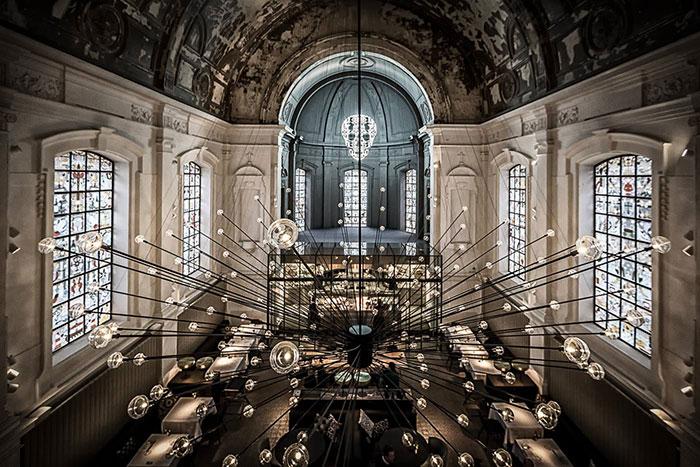 Nhà hàng Jane ở Nhà thờ Bỉ - Hình 03