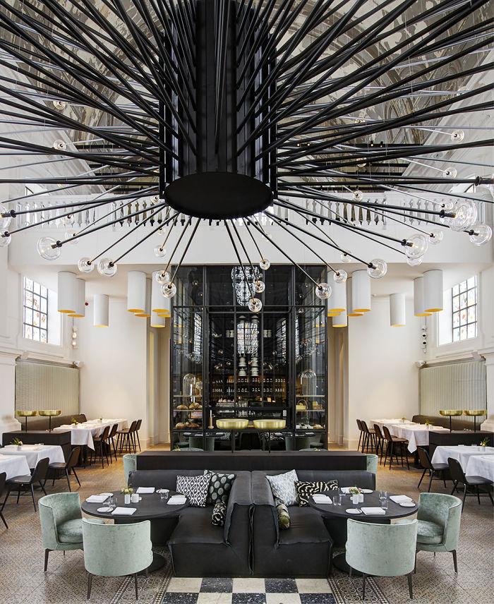 Nhà hàng Jane ở Nhà thờ Bỉ - Hình 04