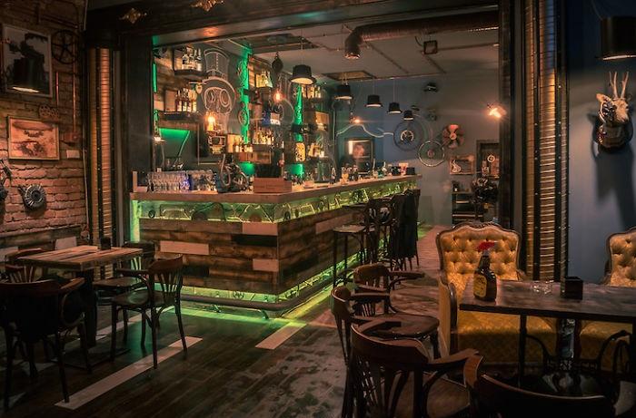 Nhà hàng Joben Bistro, Cluj-Napoca, Ru-ma-ni - Hình 01