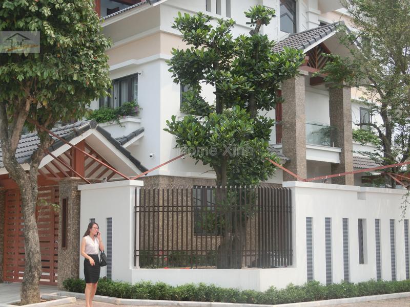 Hình 03: Kiến trúc ngôi biệt thự tại thành phố Việt Trì, tỉnh Phú Thọ