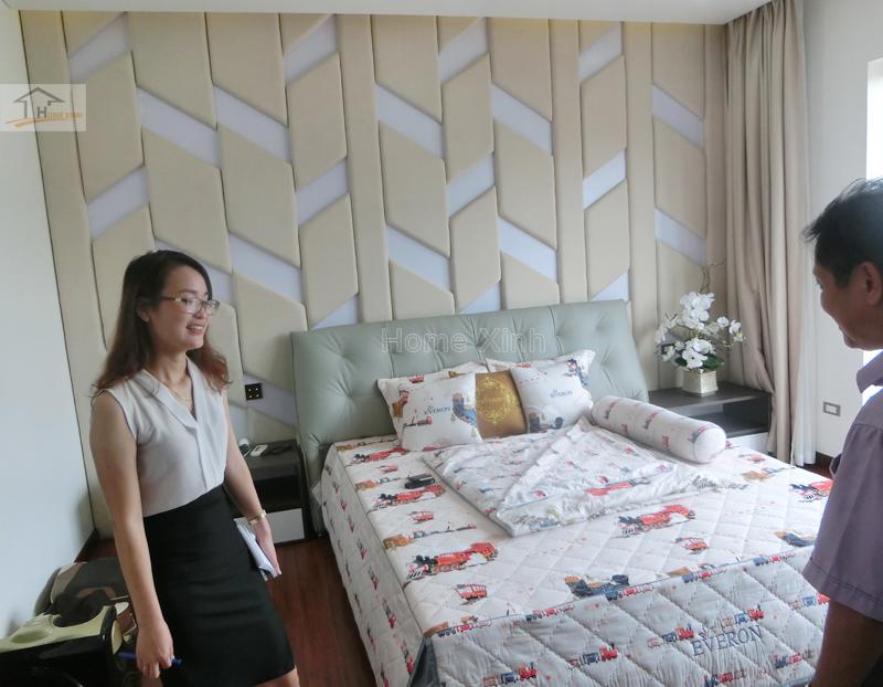 Hình 02: Thi công nội thất phòng ngủ con trai
