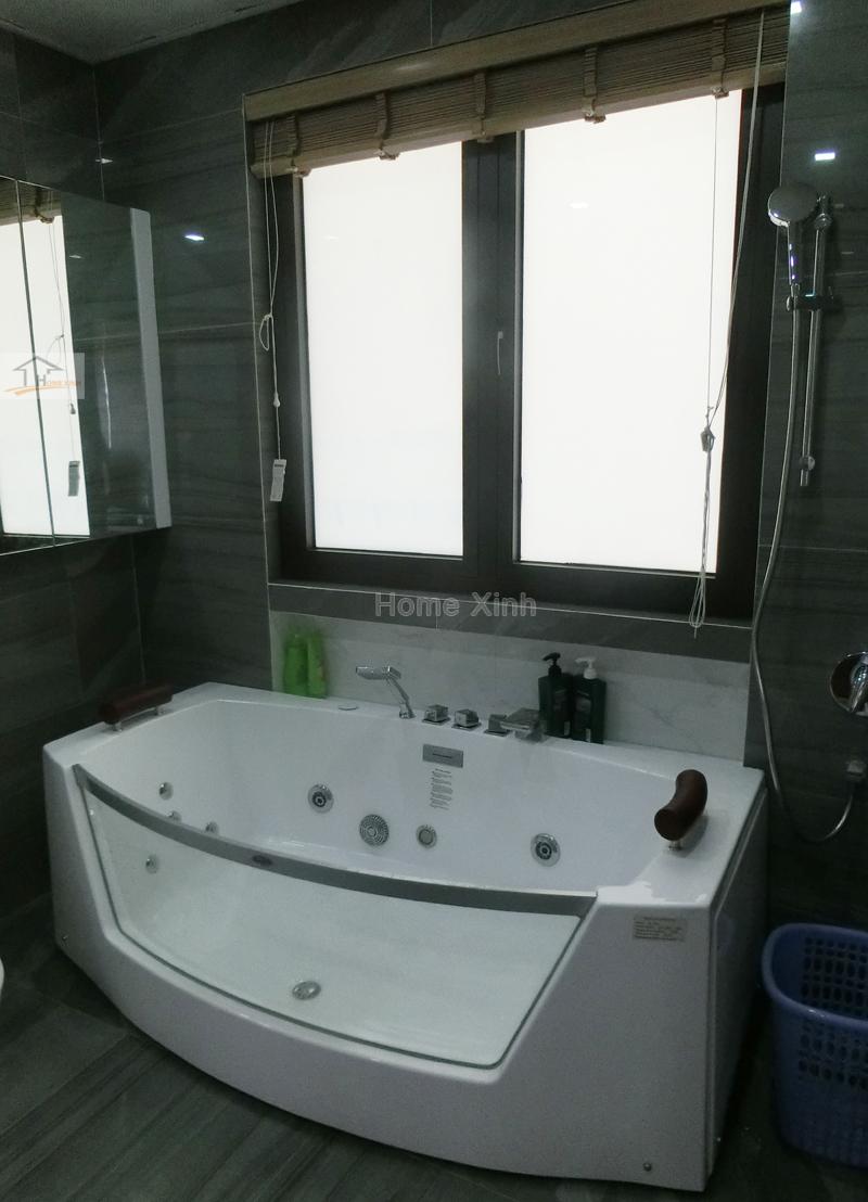 Hình 05: Thi công nội thất phòng tắm con trai
