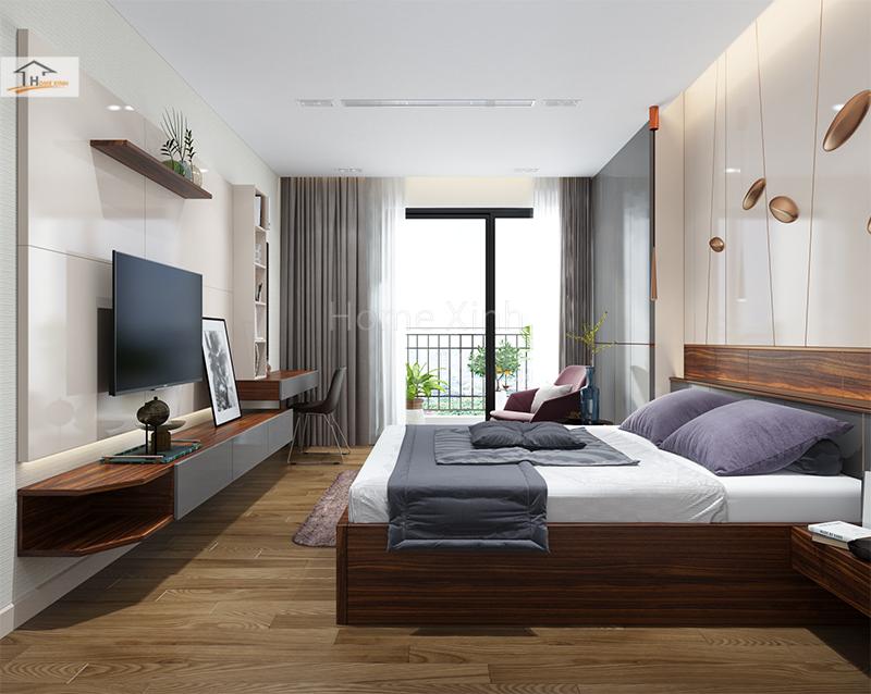 Hình 05: Mẫu phòng ngủ đẹp và cá tính cho các bạn muốn thiết kế phòng ngủ