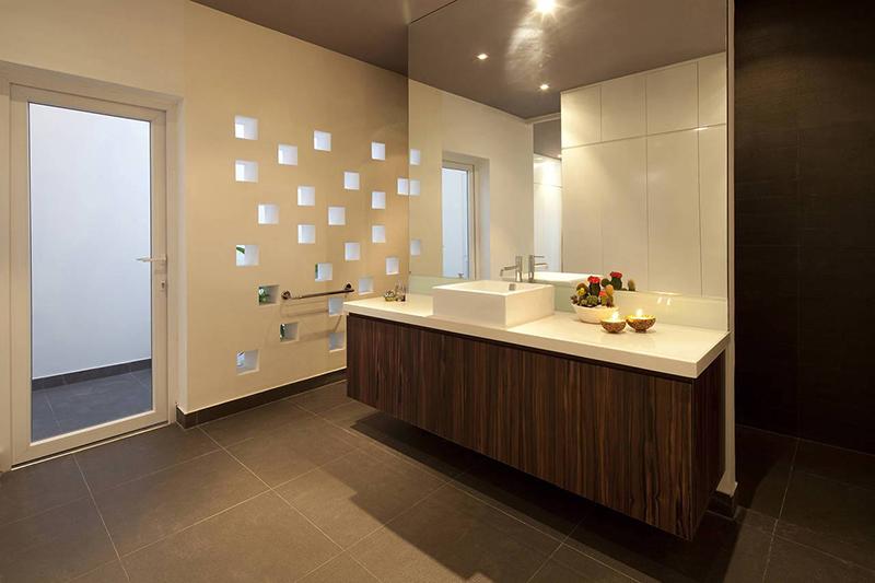 Nội thất nhà ở đẹp, cá tính - phòng vệ sinh