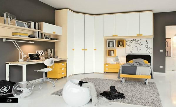 10. Đồ nội thất thông minh là giải pháp cho những căn phòng ngủ bé nhỏ hẹp