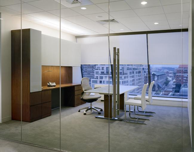 Thiết kế văn phòng giám đốc đẹp