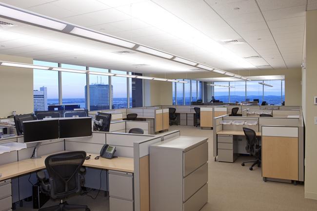 Thiết kế văn phòng làm việc đẹp, hiện đại