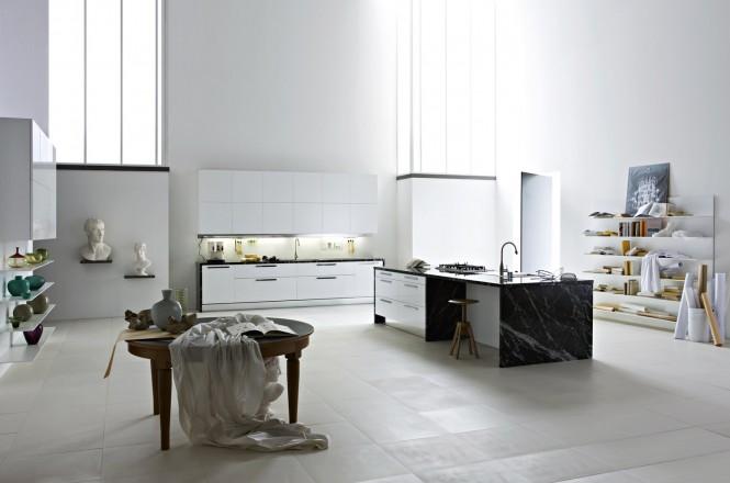 Mẫu phòng bếp đầy cá tính - ảnh 1