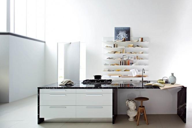 Mẫu phòng bếp đầy cá tính - ảnh 2