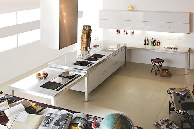 Mẫu phòng bếp đầy cá tính - ảnh 3