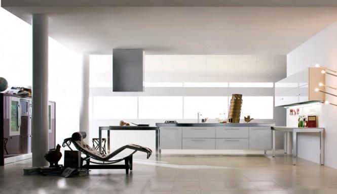 Mẫu phòng bếp đầy cá tính - ảnh 4