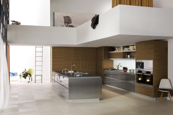 Mẫu phòng bếp đầy cá tính - ảnh 5
