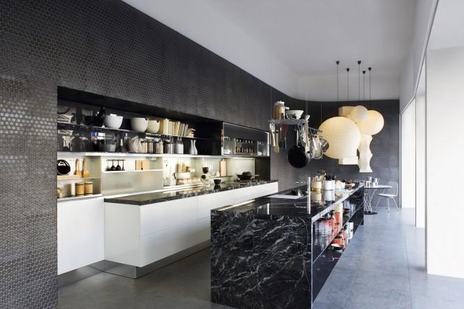Mẫu phòng bếp đầy cá tính - ảnh 7